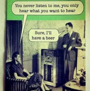You-never-listen